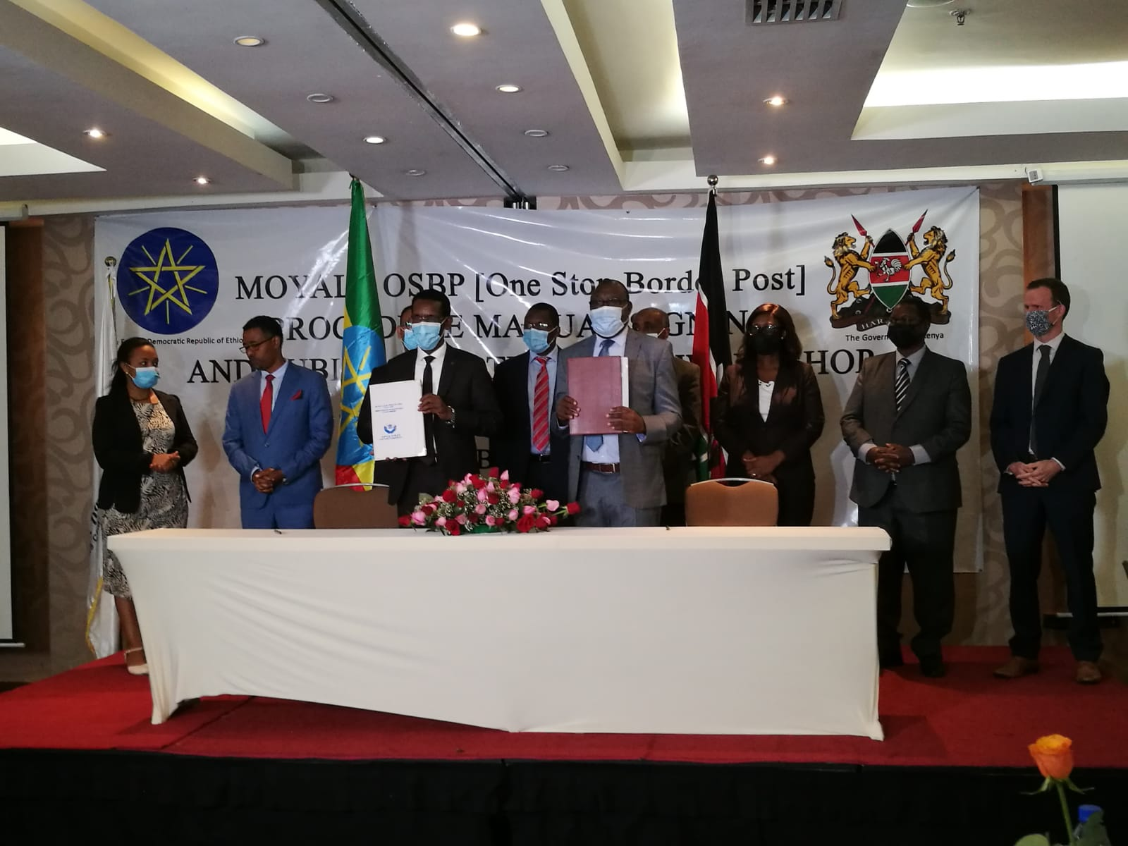 Kenya confident on trade with Ethiopia as Moyale OSBP operational manual is signed